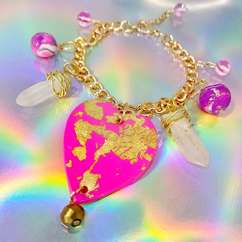 Electrify Charm Bracelet 41