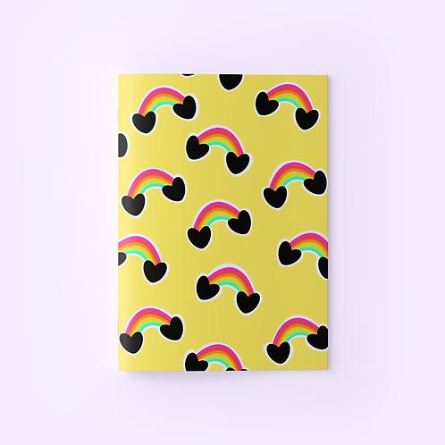 Happy Rainbow Journal