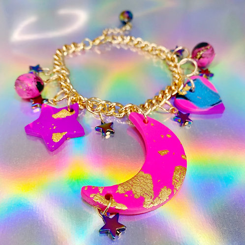 Electrify Charm Bracelet 42