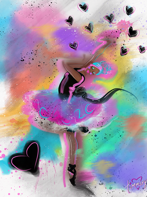 Dance in Color