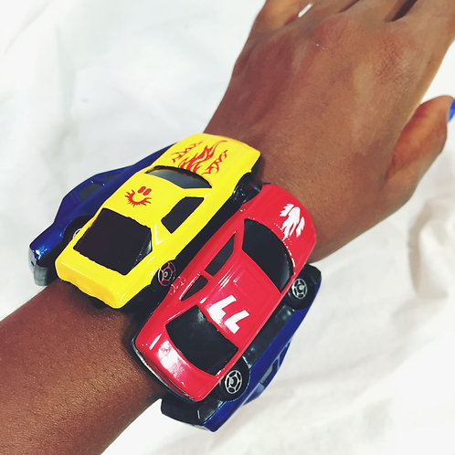 Vroom! Classic Toy Car Stretch Bracelet