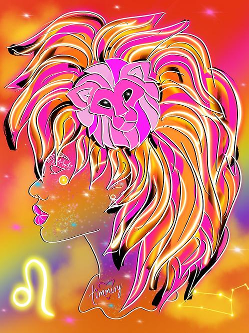 Leo Goddess Zodiac