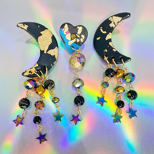 Electrify Handmade Clay Earrings 37
