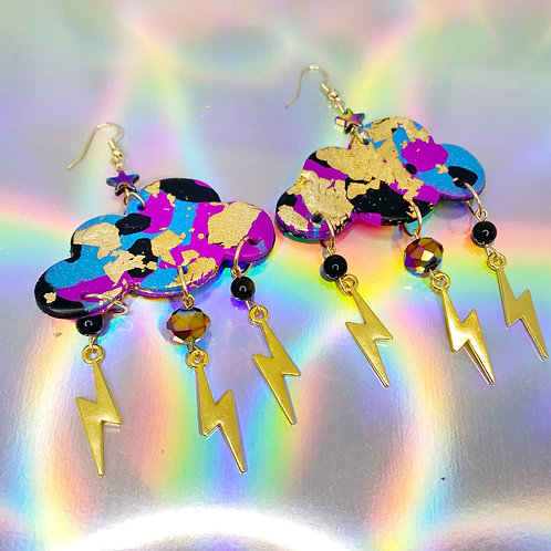 Electrify Handmade Clay Earrings 29