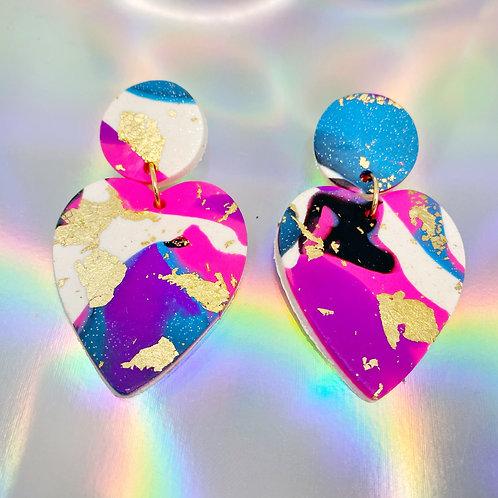 Electrify Handmade Clay Earrings 11