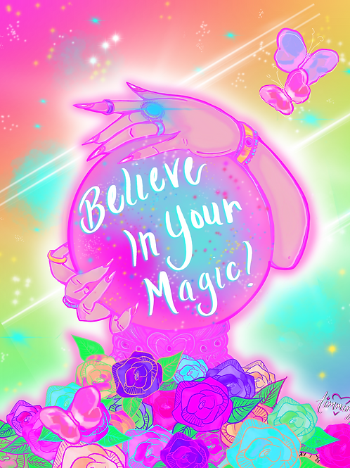 Believe In Your Magic