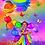 Thumbnail: Rainbowland Art Print