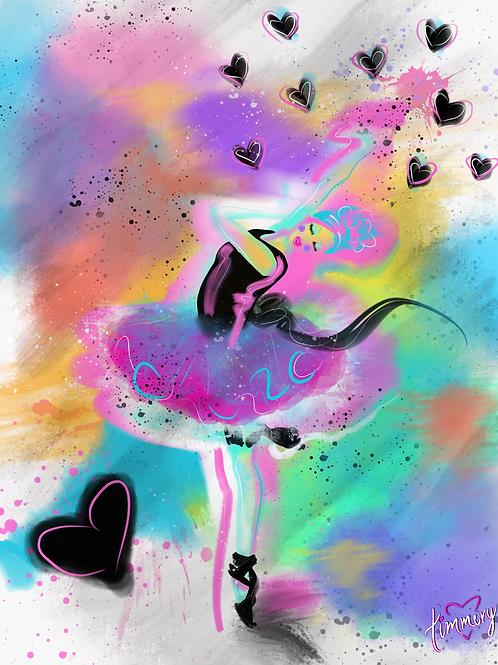 Keep Dancing In Color
