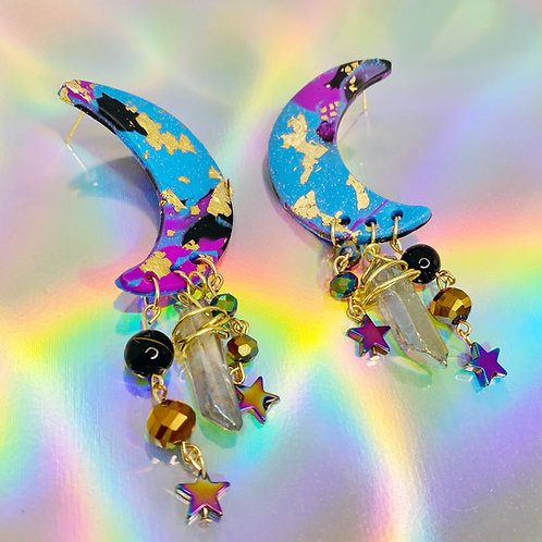 Electrify Handmade Clay Earrings 13