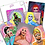 Thumbnail: Drag Queens Postcard 6 Pack