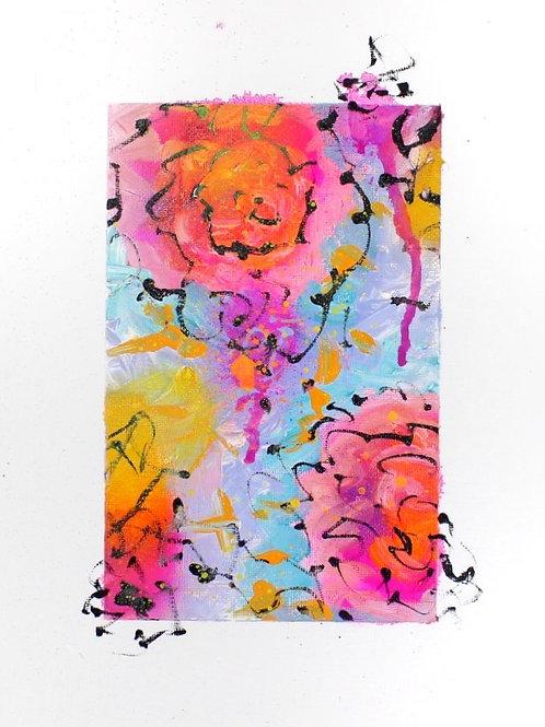 Flowerfull Original Art