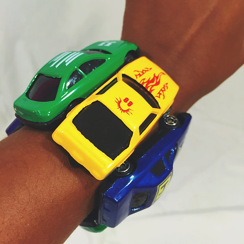 Vroom! Toy Car Stretch Bracelet