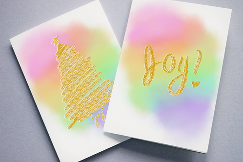 Sparkle On Holiday Card Variety Pack