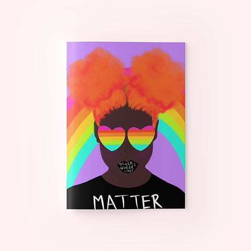 #BlackQueerLivesMatter Journal