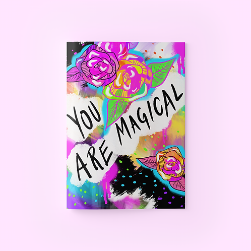 You Are Magical Journal
