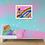 Thumbnail: Nova Climbs Rainbows Art Print