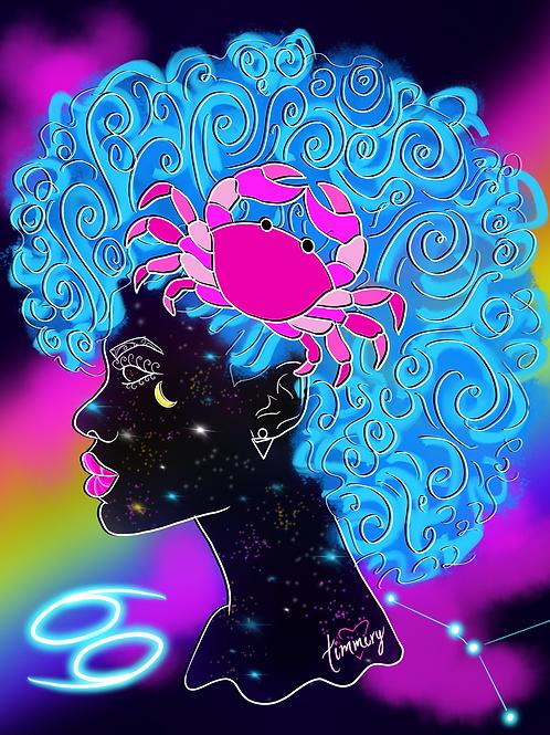 Cancer Zodiac Goddess
