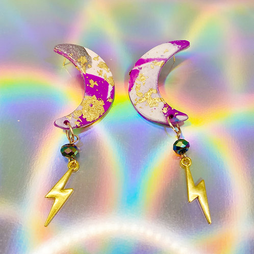 Electrify Handmade Clay Earrings 19