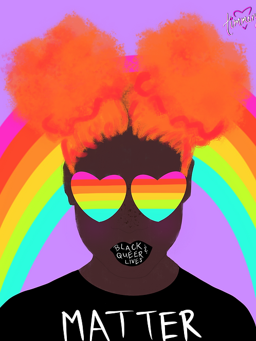 #BlackQueerLivesMatter 1