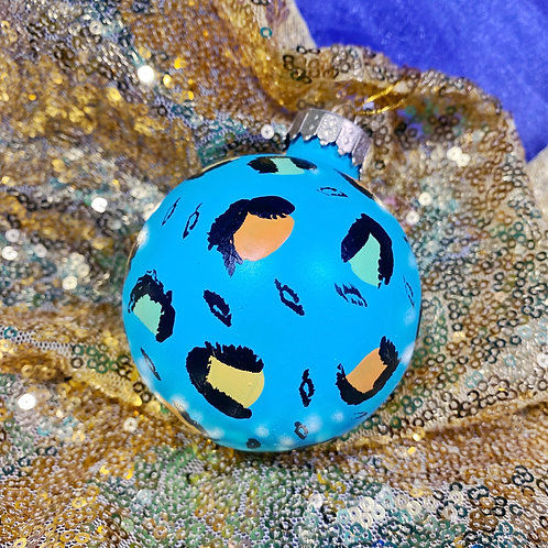 Limited Edition Hand Painted Ornament