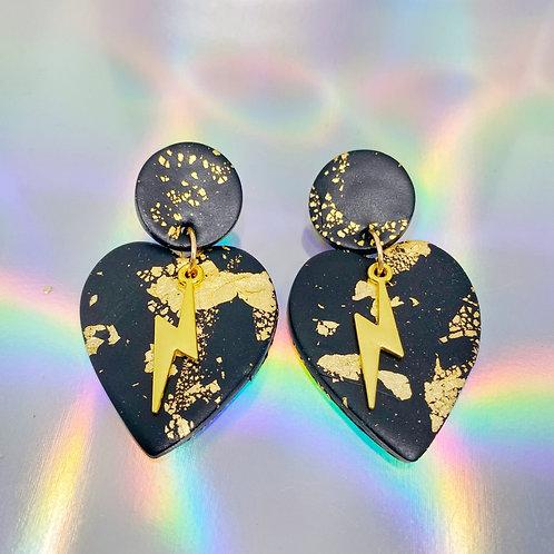 Electrify Handmade Clay Earrings 33