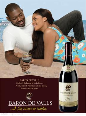Baron De Valls Wine