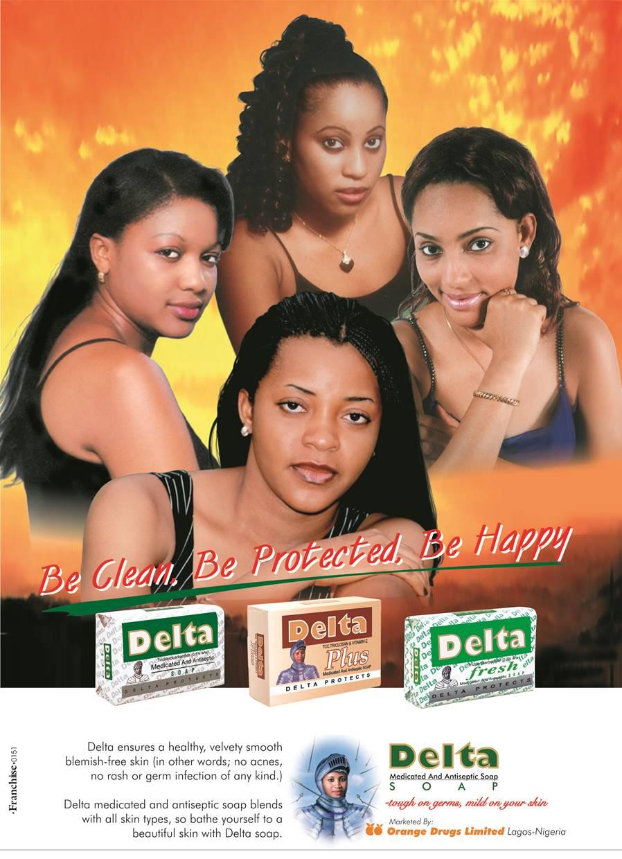 Delta Soap