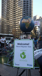 CITIZEN WATCH EARTH DAY