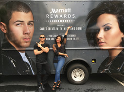 NICK & DEMI SWEET TREATS