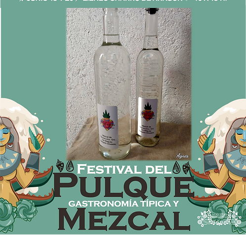 Mezcal de Tecoacuilco, Guerrero