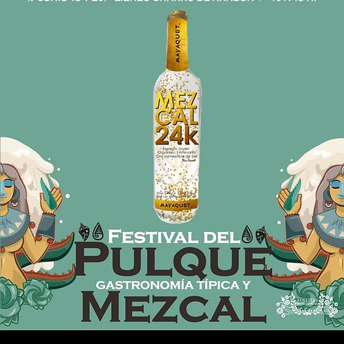 Mezcal 24K