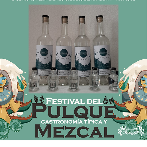 Mezcal Blanco