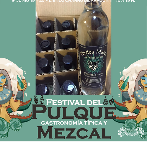 Mezcal Ensamble de Miahuatlán