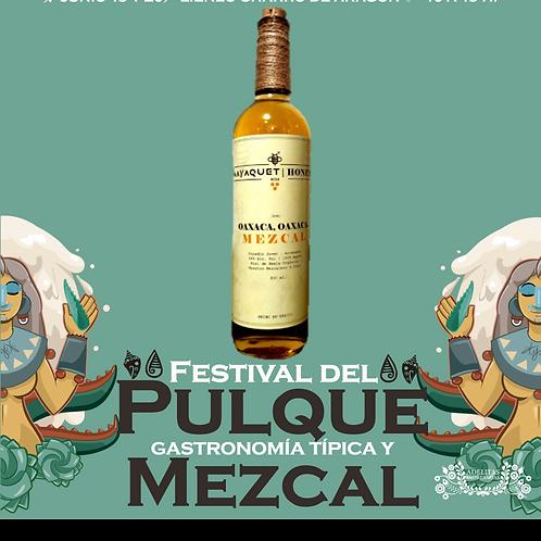Mezcal Honey