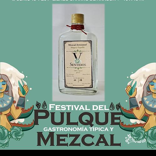Espadin Mezcal V Sentidos