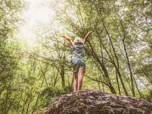 Study: Kids Who Spend Time in Nature Become Happier Adults