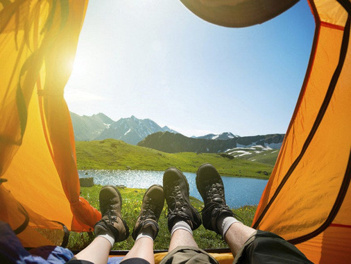 Here are 10 reasons why you should go camping
