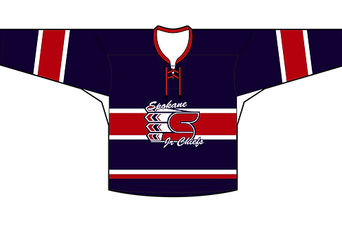 Spokane Jr Chiefs - Alternate Jersey (Premium Twill)