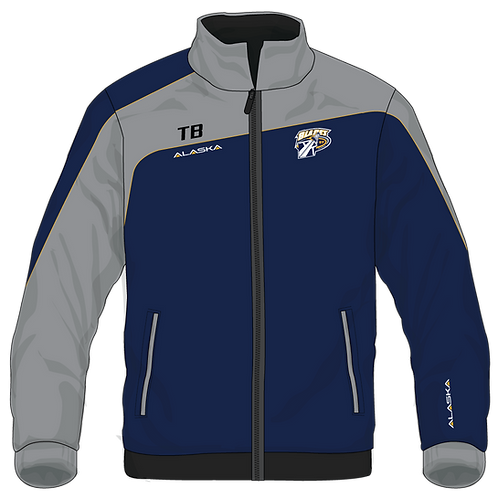 Alaska Strong Kusko - Custom Blades Coaches Jacket