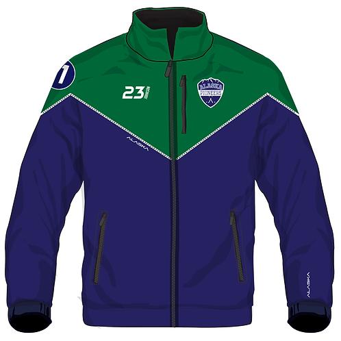 ALASKA PINILI Custom PAHA Pioneers - Fleece Jacket