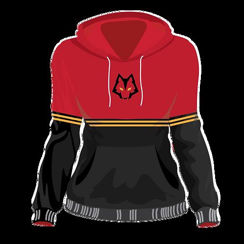 Alaska Strong - FYFC WolfPack Ladies Hoodie
