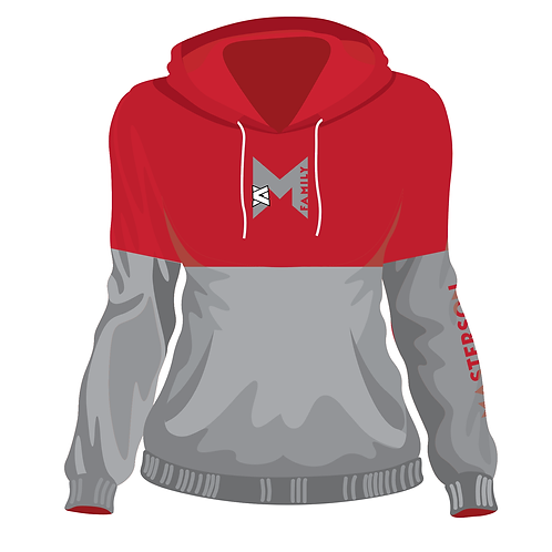 Alaska Strong - Masterson Strong Ladies Hoodie