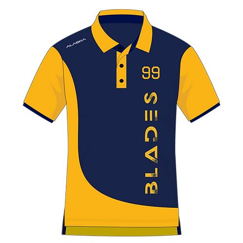 Alaska Strong - Blades Performance Polo