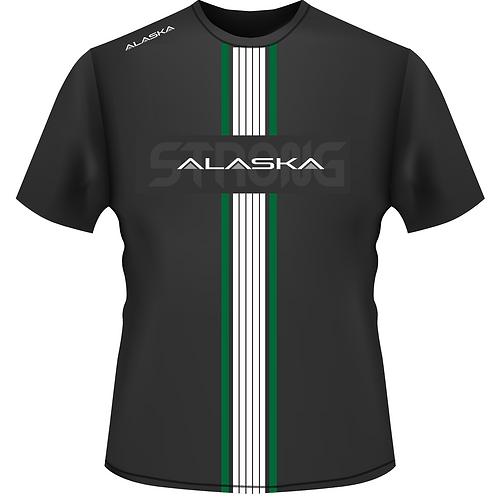 ALASKA STRONG Pro Tee - Green
