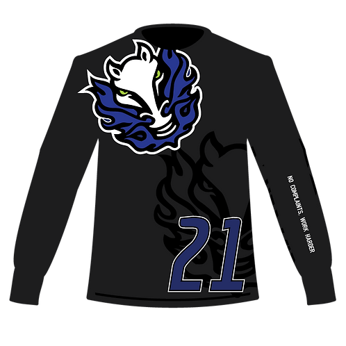 Customized BD10U Long Sleeve