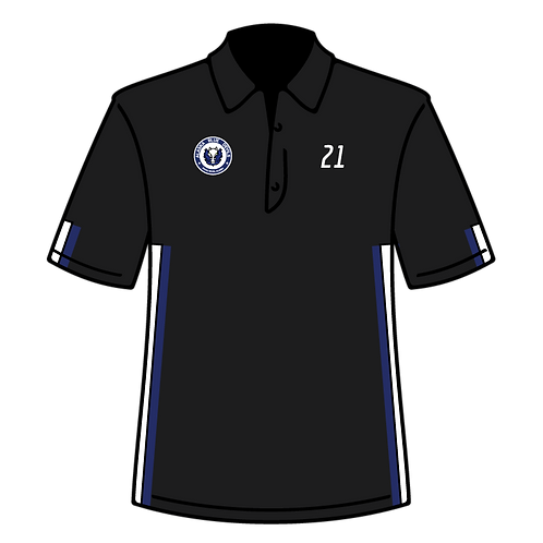 Customized BD10U Wickaway Polo