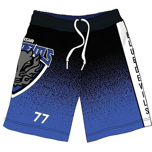 Blue Devils Performance Shorts