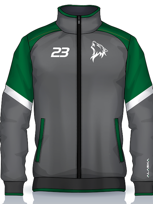 AKS-Custom Delta Huskies Player Warm Ups