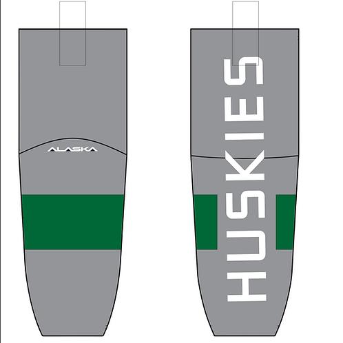 AKS Sublimated Sock - Custom Delta Huskies 2019