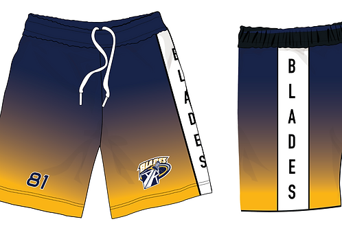 Blades 2021 - Team Shorts